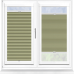 Hive Blackout Green Perfect Fit Cellular Blind