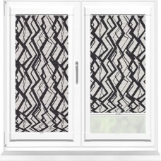 Hive Decadence Black Perfect Fit Cellular Blind