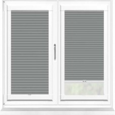Hive Deluxe Blackout Steel Perfect Fit Cellular Blind