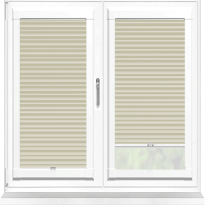 Hive Deluxe Blackout Oyster Perfect Fit Cellular Blind
