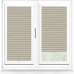 Hive Matrix Blackout Cream Perfect Fit Cellular Blind