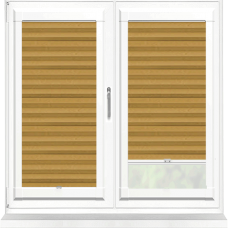 Bianca Honey Perfect Fit Pleated Blind