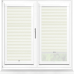 Bianca Parchment Perfect Fit Pleated Blind