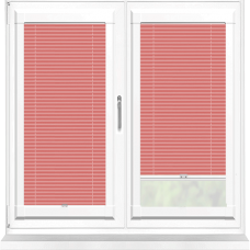 Infusion ASC Coral Perfect Fit Pleated Blind
