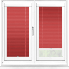 Infusion ASC Raspberry Perfect Fit Pleated Blind