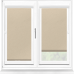 Polaris Blackout Beige Perfect Fit Roller Blind