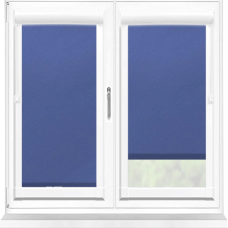 Polaris Blackout Blue Perfect Fit Roller Blind