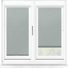 Polaris Blackout Grey Perfect Fit Roller Blind