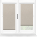 Polaris Blackout Stone Perfect Fit Roller Blind