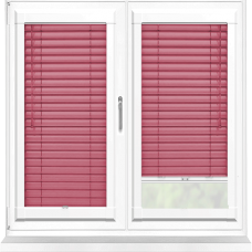 Blush Perfect Fit 25mm Venetian Blind