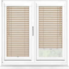 Cashew Perfect Fit 25mm Venetian Blind