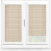Hopsack Perfect Fit 25mm Venetian Blind