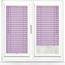 Mauve Perfect Fit 25mm Venetian Blind