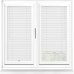 Origin White Perfect Fit 25mm Venetian Blind