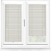 Porcelain Perfect Fit 25mm Venetian Blind