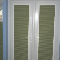 Cellular Perfect Fit French Doors