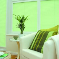 Diffuse Pleated Perfect Fit Conservatory