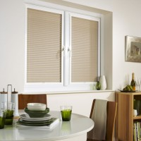 Pleated Perfect Fit Tilt-Turn Windows